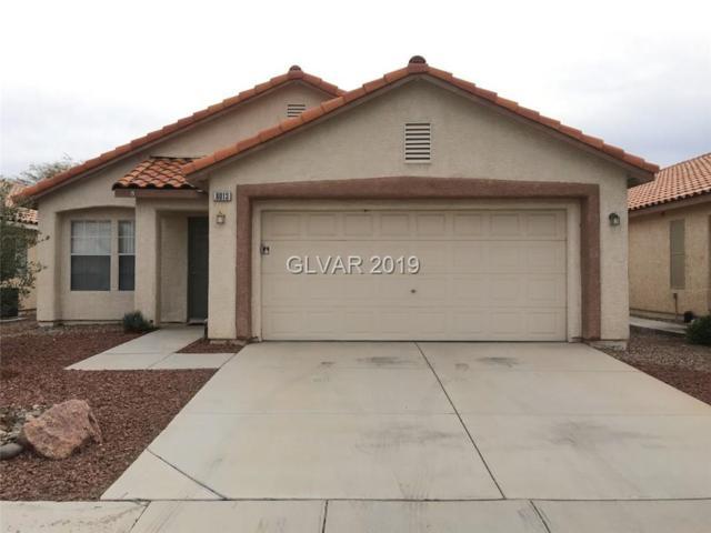 8013 Hesperides, Las Vegas, NV 89131 (MLS #2062864) :: The Snyder Group at Keller Williams Marketplace One