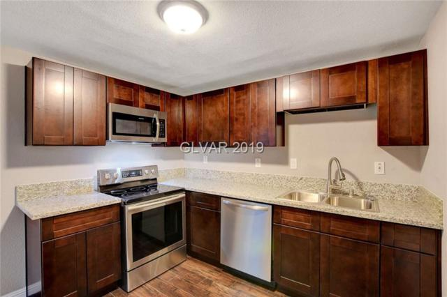 817 E, Las Vegas, NV 89106 (MLS #2062874) :: The Snyder Group at Keller Williams Marketplace One