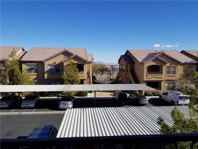 8250 N Grand Canyon #2099, Las Vegas, NV 89166 (MLS #2062875) :: The Snyder Group at Keller Williams Marketplace One