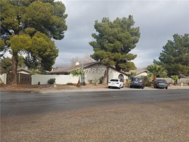 3590 Rochelle, Las Vegas, NV 89121 (MLS #2062881) :: Vestuto Realty Group