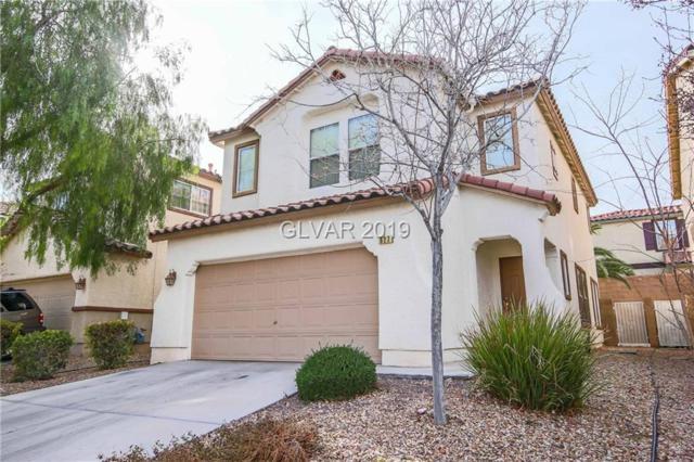 627 Moonlight Stroll, Henderson, NV 89002 (MLS #2062926) :: Signature Real Estate Group