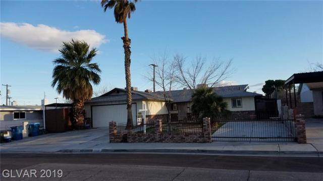 4425 Hillcrest, Las Vegas, NV 89102 (MLS #2062941) :: The Snyder Group at Keller Williams Marketplace One