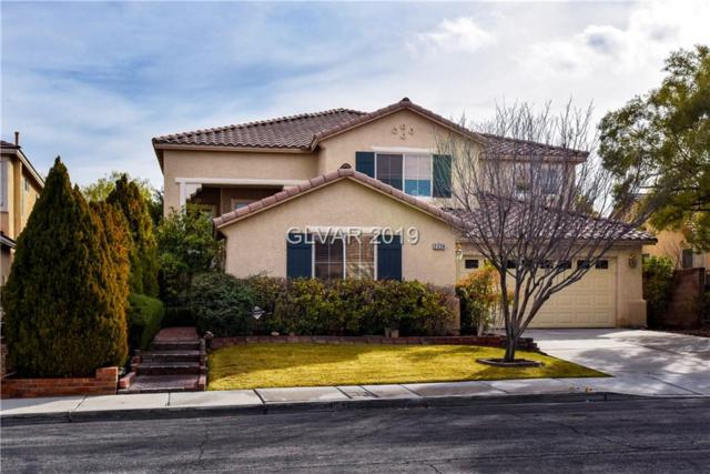 2224 Tedesca, Henderson, NV 89052 (MLS #2062942) :: ERA Brokers Consolidated / Sherman Group