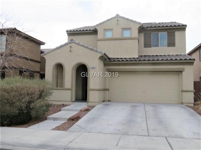 4349 Galapagos, North Las Vegas, NV 89084 (MLS #2062952) :: Signature Real Estate Group