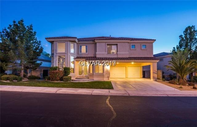 1393 Via Merano, Henderson, NV 89052 (MLS #2063061) :: Vestuto Realty Group