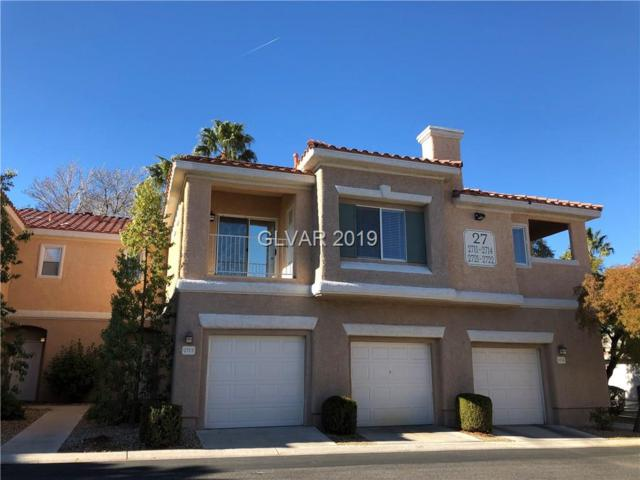 251 Green Valley #2713, Henderson, NV 89052 (MLS #2063072) :: The Snyder Group at Keller Williams Marketplace One