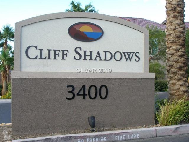 3481 Desert Cliff #202, Las Vegas, NV 89129 (MLS #2063095) :: The Snyder Group at Keller Williams Marketplace One