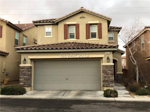 8648 Anderson Dale, Las Vegas, NV 89178 (MLS #2063209) :: Vestuto Realty Group