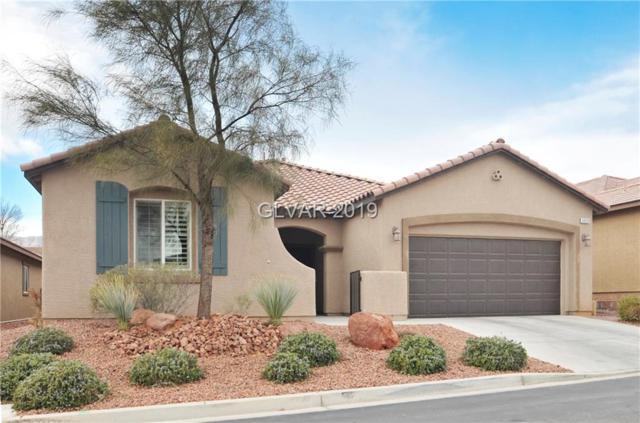6929 Garrettstone, Las Vegas, NV 89149 (MLS #2063303) :: Signature Real Estate Group