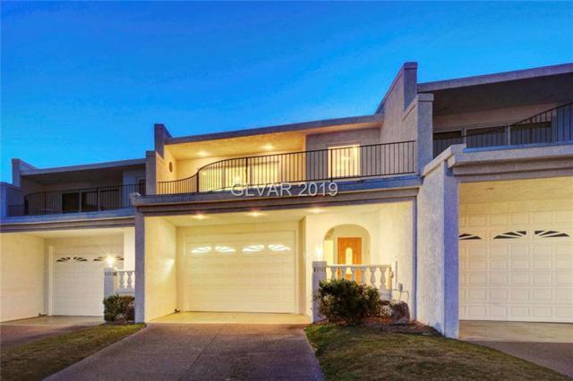 490 Marina #0, Boulder City, NV 89005 (MLS #2063329) :: Signature Real Estate Group