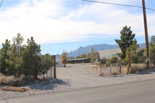 10141 Azure, Las Vegas, NV 89149 (MLS #2063390) :: ERA Brokers Consolidated / Sherman Group