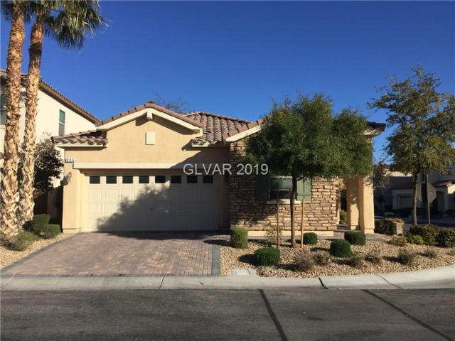 696 Orchard Course, Las Vegas, NV 89148 (MLS #2063431) :: ERA Brokers Consolidated / Sherman Group