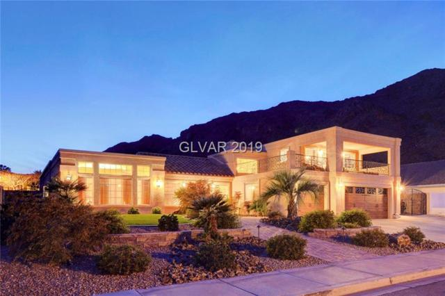 520 Swallow, Boulder City, NV 89005 (MLS #2063533) :: Signature Real Estate Group