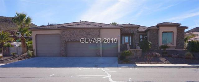 843 Lime Rock, Boulder City, NV 89005 (MLS #2063589) :: Signature Real Estate Group