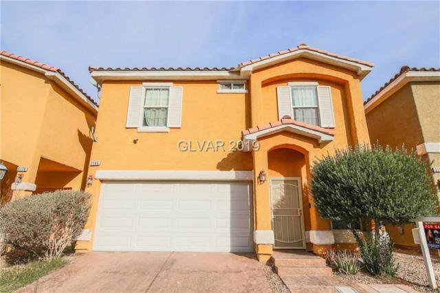 5186 Piazza Cavour, Las Vegas, NV 89156 (MLS #2063703) :: Vestuto Realty Group