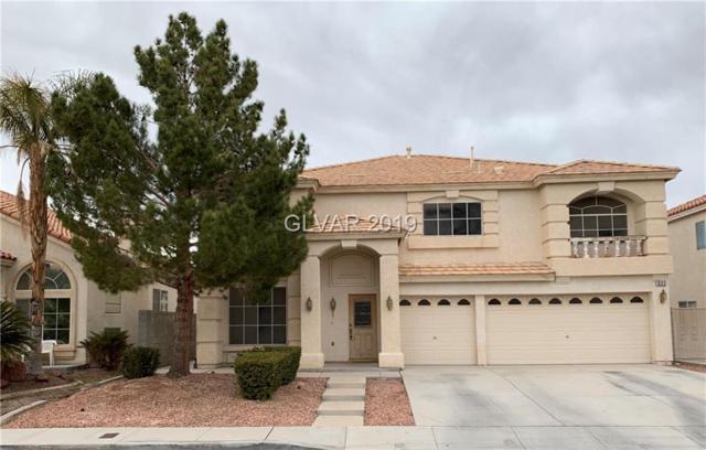 522 Pale Pueblo, Las Vegas, NV 89183 (MLS #2063733) :: Signature Real Estate Group