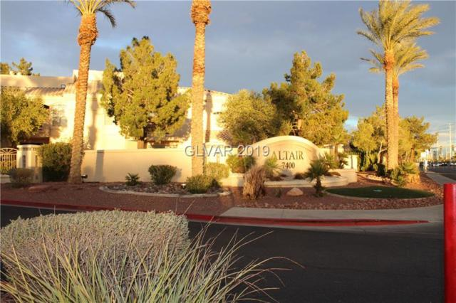 7400 Flamingo #2080, Las Vegas, NV 89147 (MLS #2063746) :: Vestuto Realty Group
