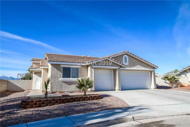 5535 Echo Hawk, North Las Vegas, NV 89031 (MLS #2063752) :: ERA Brokers Consolidated / Sherman Group