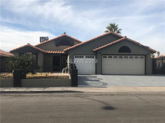 624 Marion, Las Vegas, NV 89110 (MLS #2063753) :: Vestuto Realty Group