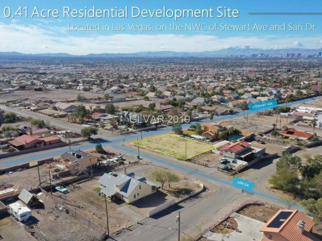 6982 Stewart, Las Vegas, NV 89110 (MLS #2063797) :: Vestuto Realty Group