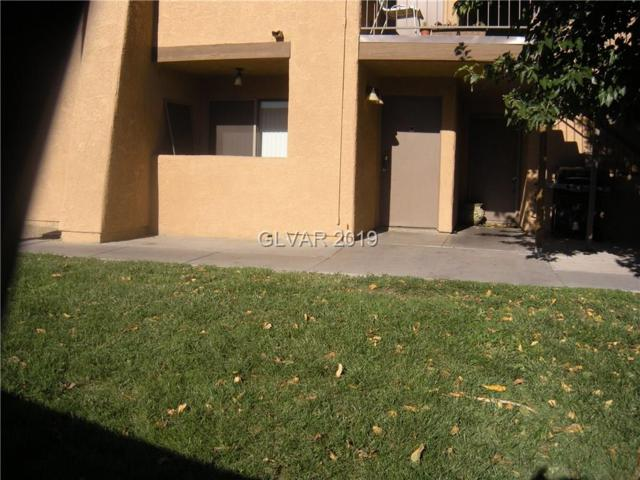 519 Fir C, Boulder City, NV 89005 (MLS #2063850) :: Signature Real Estate Group