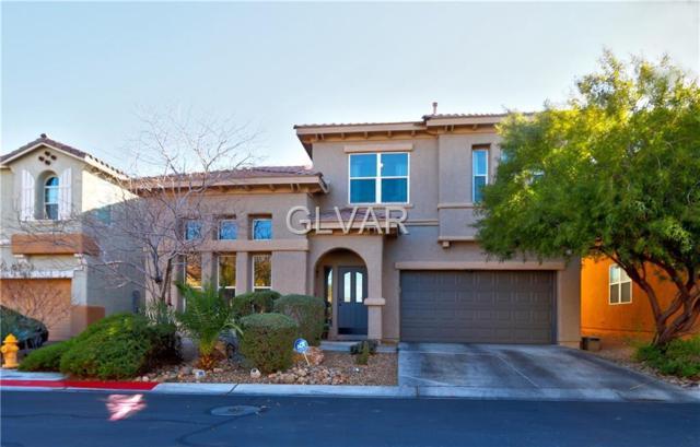 7193 Cabarita, Las Vegas, NV 89178 (MLS #2063873) :: Signature Real Estate Group