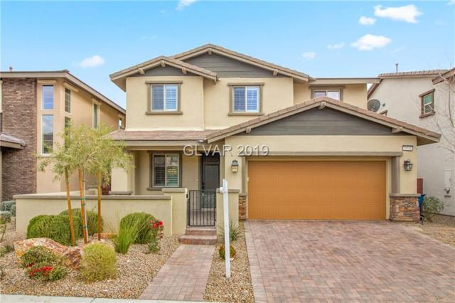 5894 Glory Heights, Las Vegas, NV 89135 (MLS #2064018) :: The Snyder Group at Keller Williams Marketplace One