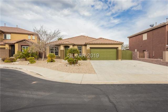 50 Precipice, Henderson, NV 89002 (MLS #2064101) :: Signature Real Estate Group