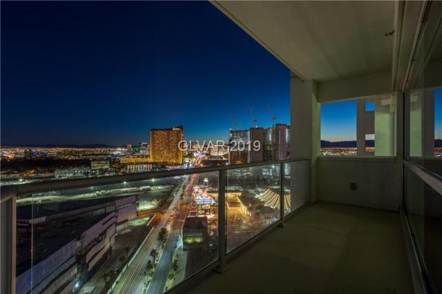 2700 Las Vegas #2508, Las Vegas, NV 89109 (MLS #2064106) :: The Snyder Group at Keller Williams Marketplace One