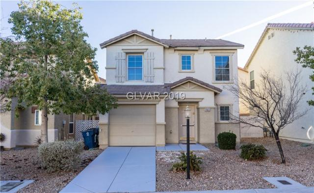 11922 Wild Chamomile, Las Vegas, NV 89183 (MLS #2064122) :: Signature Real Estate Group