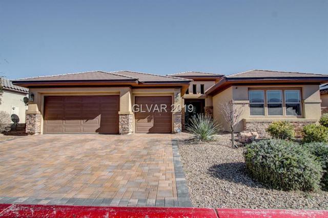 7272 Summer Duck, Las Vegas, NV 89084 (MLS #2064192) :: Signature Real Estate Group