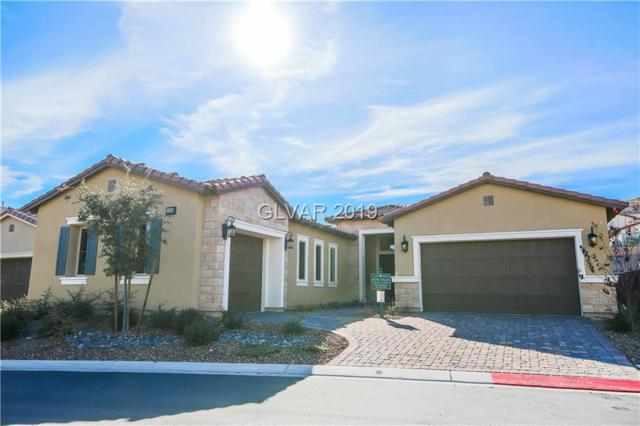 11341 Lago Augustine, Las Vegas, NV 89141 (MLS #2064227) :: The Snyder Group at Keller Williams Marketplace One