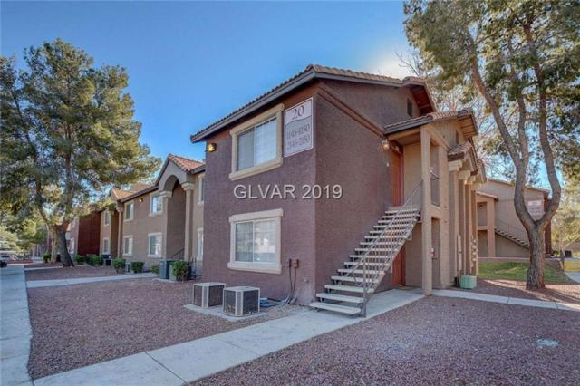 2750 Durango #2148, Las Vegas, NV 89117 (MLS #2064229) :: The Snyder Group at Keller Williams Marketplace One