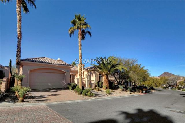 16 Caminito Amore, Henderson, NV 89011 (MLS #2064272) :: Trish Nash Team