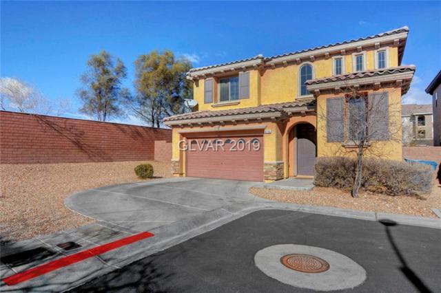 8196 Deadwood Bend, Las Vegas, NV 89178 (MLS #2064350) :: Signature Real Estate Group