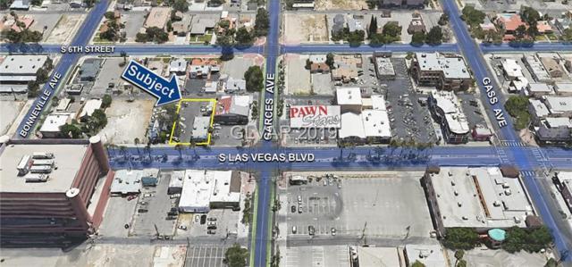 625 Las Vegas, Las Vegas, NV 89101 (MLS #2064512) :: Trish Nash Team