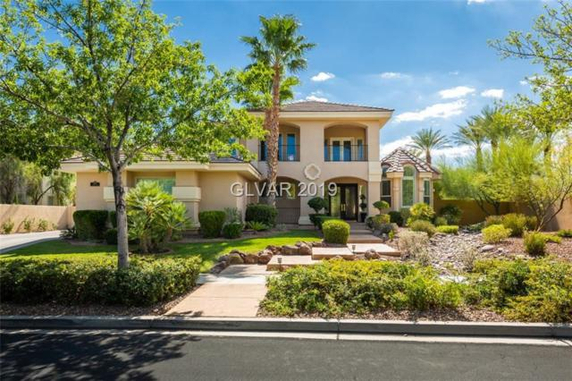 9533 Tournament Canyon, Las Vegas, NV 89144 (MLS #2064555) :: The Snyder Group at Keller Williams Marketplace One