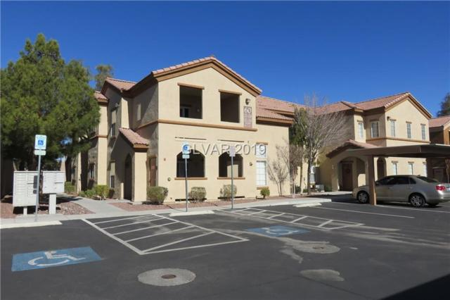 10290 Gilmore Canyon #201, Las Vegas, NV 89129 (MLS #2064643) :: The Snyder Group at Keller Williams Marketplace One