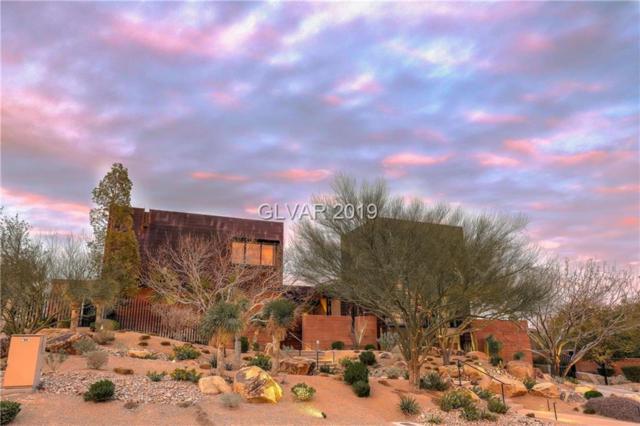 18 Ridge Blossom, Las Vegas, NV 89135 (MLS #2064755) :: Vestuto Realty Group
