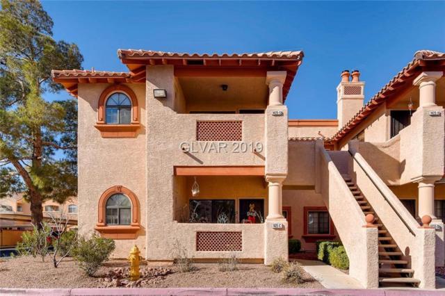 1425 Santa Margarita G, Las Vegas, NV 89146 (MLS #2064768) :: The Snyder Group at Keller Williams Marketplace One