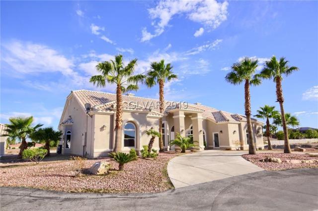 5970 Sobb, Las Vegas, NV 89118 (MLS #2064803) :: The Snyder Group at Keller Williams Marketplace One