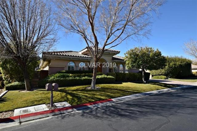 15 Tapadero, Las Vegas, NV 89135 (MLS #2064839) :: The Snyder Group at Keller Williams Marketplace One
