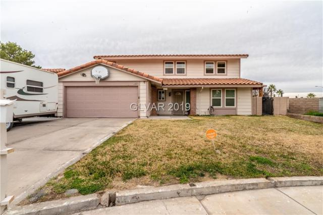 580 Chelsea, Henderson, NV 89014 (MLS #2064925) :: The Snyder Group at Keller Williams Marketplace One