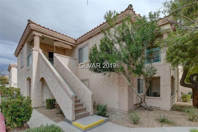 6908 Indian Chief #204, Las Vegas, NV 89130 (MLS #2065012) :: The Snyder Group at Keller Williams Marketplace One