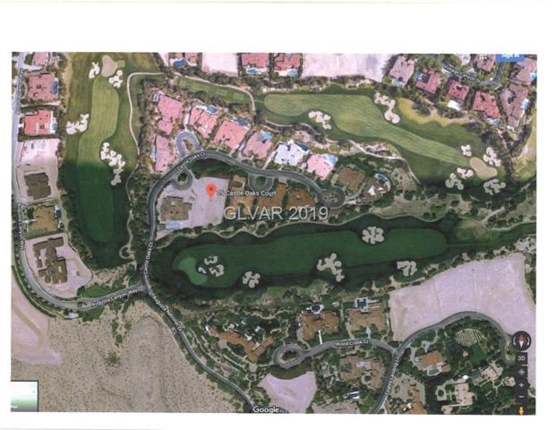 25 Castle Oaks, Las Vegas, NV 89141 (MLS #2065084) :: The Snyder Group at Keller Williams Marketplace One