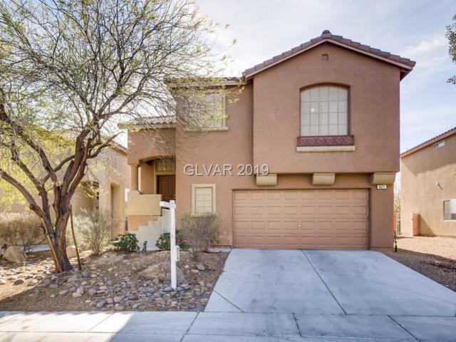 621 Brown Breeches, North Las Vegas, NV 89081 (MLS #2065199) :: Vestuto Realty Group