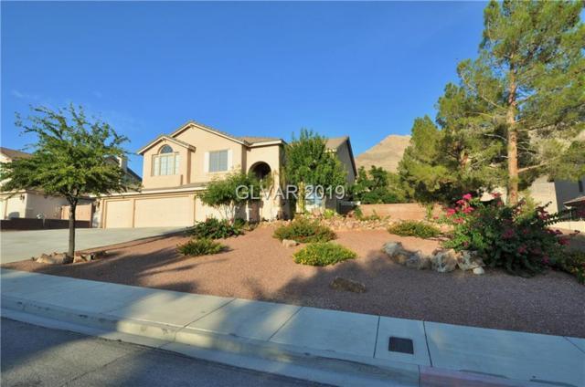 972 Sugar Springs, Las Vegas, NV 89110 (MLS #2065288) :: Five Doors Las Vegas