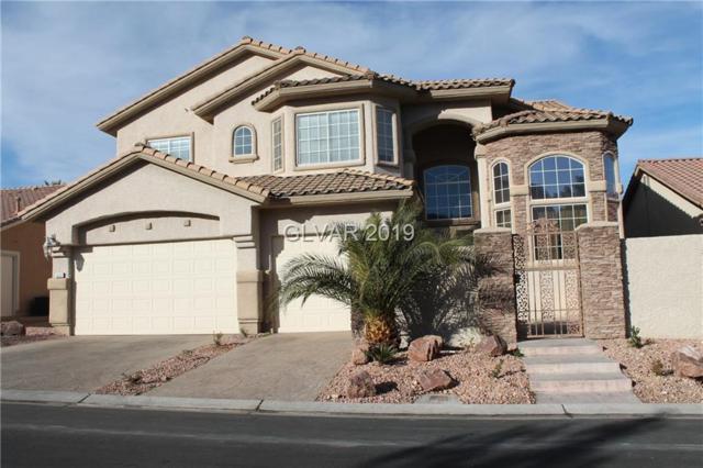 5542 San Florentine, Las Vegas, NV 89141 (MLS #2065372) :: The Snyder Group at Keller Williams Marketplace One