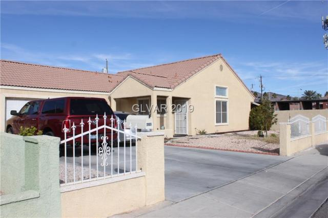 4990 Cincinnati, Las Vegas, NV 89104 (MLS #2065521) :: The Snyder Group at Keller Williams Marketplace One