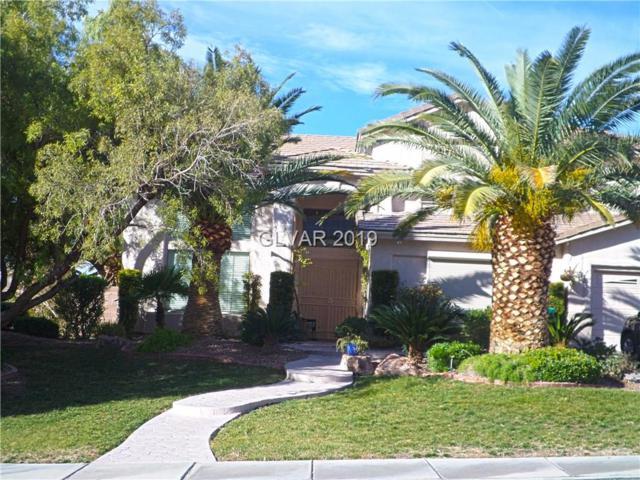 971 Sugar Springs, Las Vegas, NV 89110 (MLS #2065564) :: Vestuto Realty Group